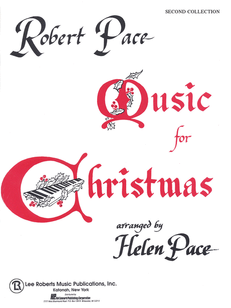 Music for Christmas - Book 2