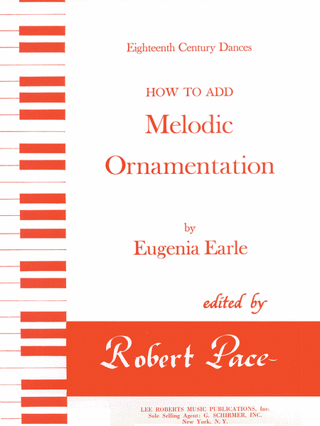 How to Add Melodic Ornamentation