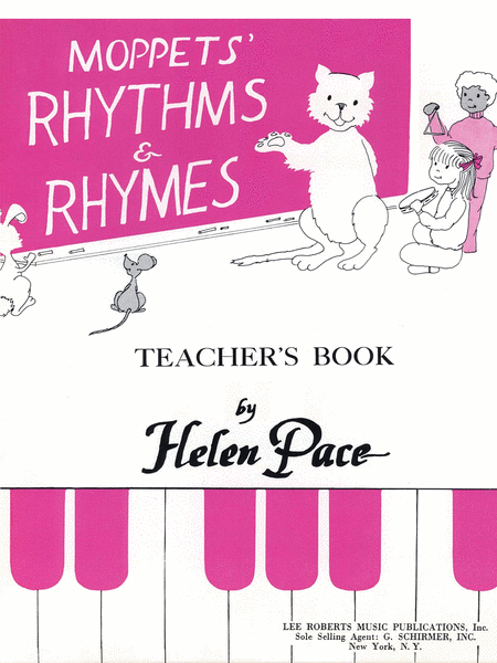 Moppets' Rhythms and Rhymes - Teacher's Book