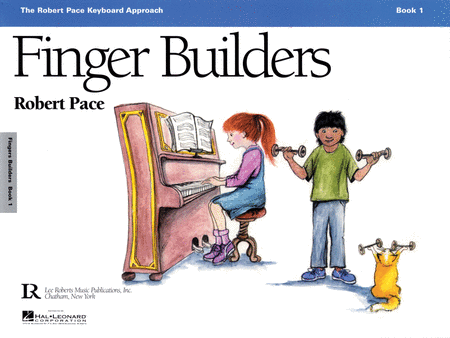 Finger Builders - Book 1