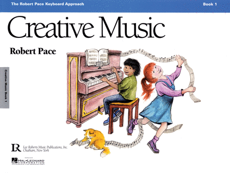 Creative Music - Book 1