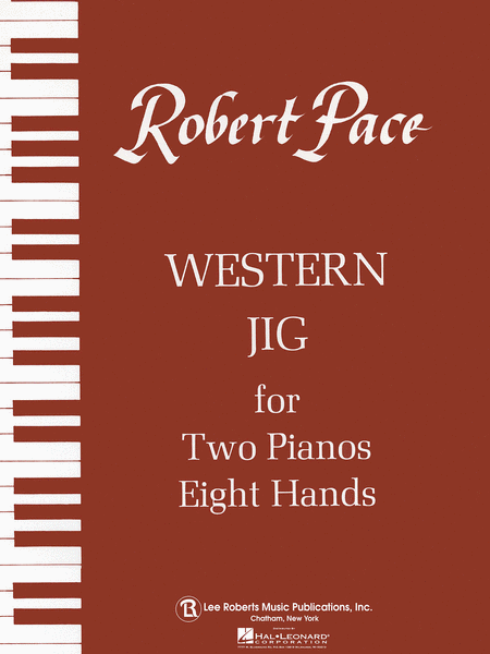 Western Jig - Brown (Book V)
