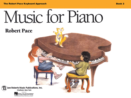 Music for Piano - Book 2