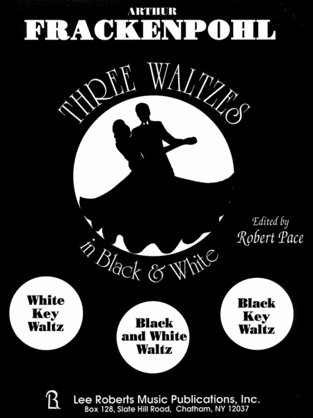 Three Waltzes in Black & White Levels III- IV