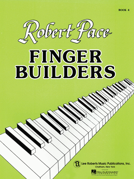 Finger Builders - Book 4
