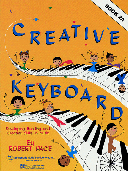 Creative Keyboard - Book 2A