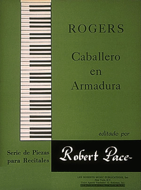 Caballero En Armadura (Sheet Music in Spanish)