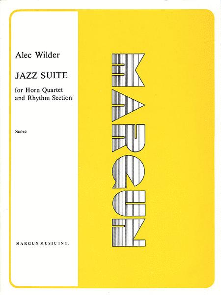 Jazz Suite for Horn Quartet & Rhythm Section