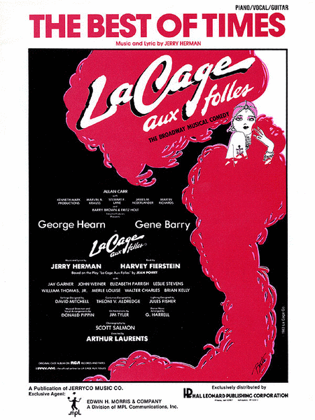 The Best of Times (From La Cage Aux Folles)