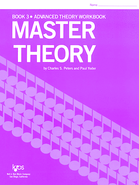 Master Theory - Book 3 (Lessons 61-90)