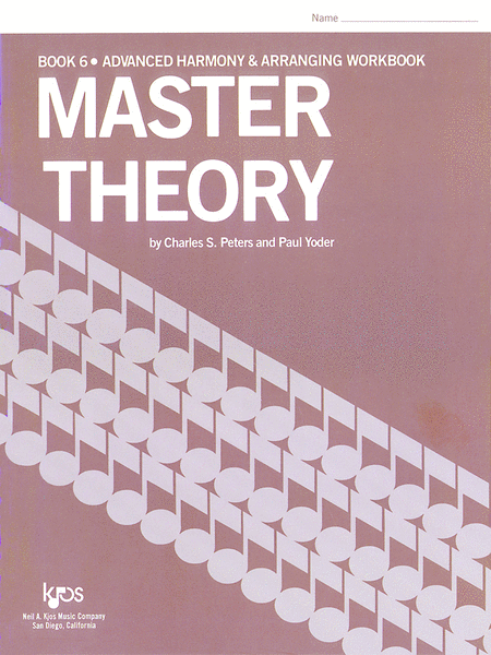 Master Theory - Book 6