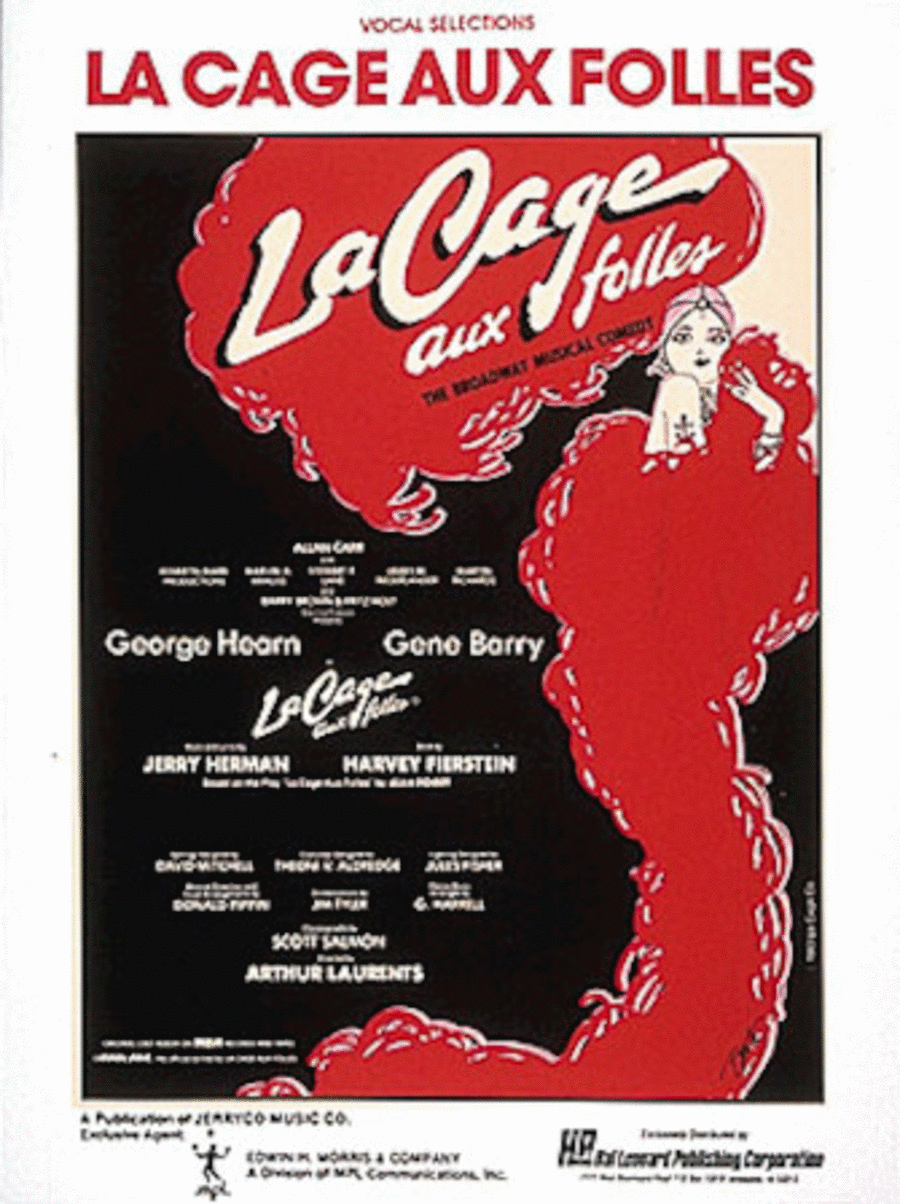 La Cage Aux Folles Sheet Music By Jerry Herman Sheet