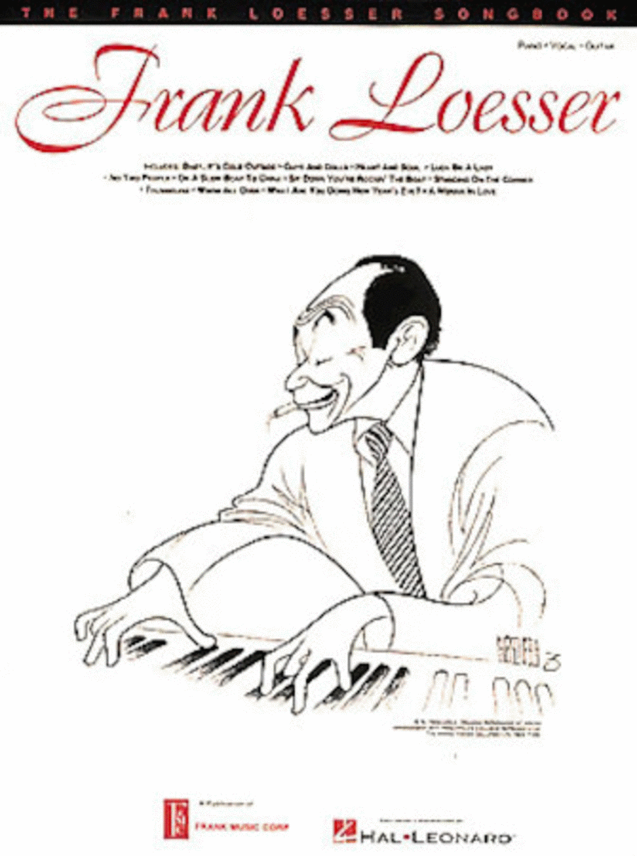 The Frank Loesser Songbook