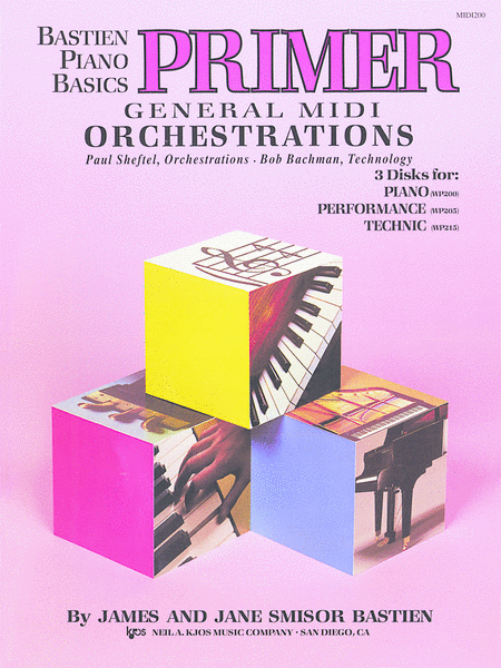 General MIDI Orchestra - Primer