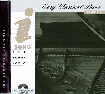 Easy Classical Piano - Vol. 2 - iSong CD-ROM