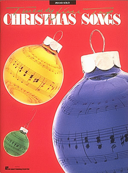 25 Top Christmas Songs - Piano Solo