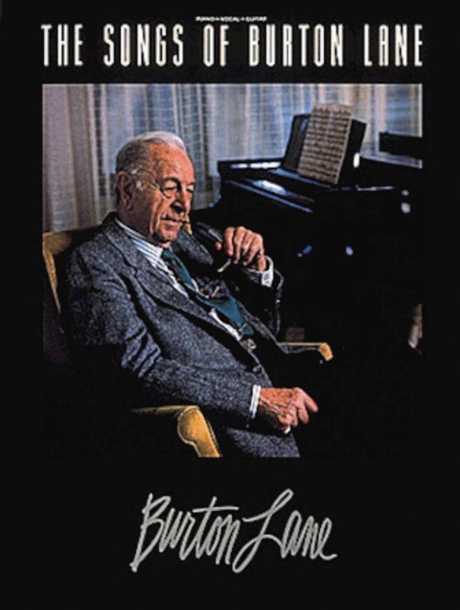 The Songs Of Burton Lane