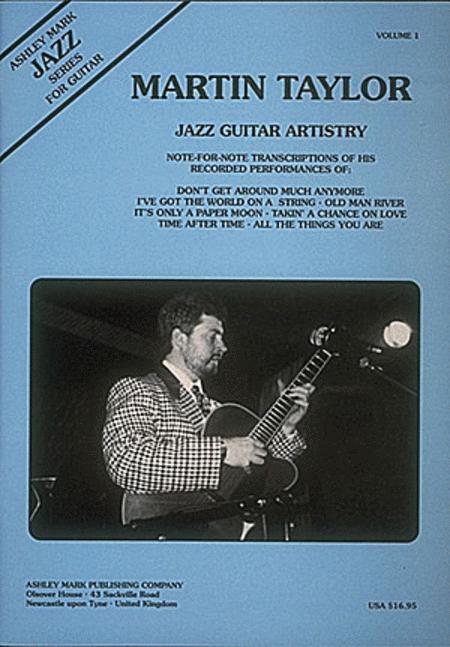 Jazz Guitar Artistry