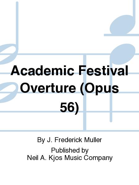 Academic Festival Overture (Opus 56)