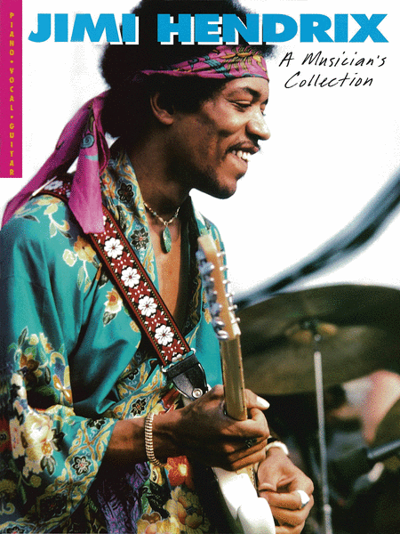 Jimi Hendrix-A Musician's Collection