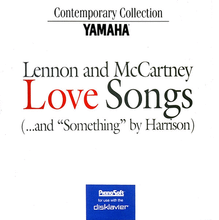 Love Songs of Lennon & McCartney (with Something by George Harrison)