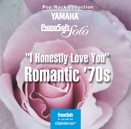 I Honestly Love You - Romantic '70s - Piano Software