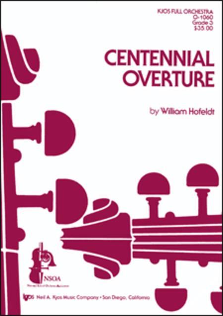 Centennial Overture