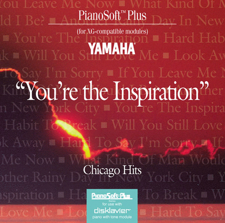 You're the Inspiration - Chicago Hits