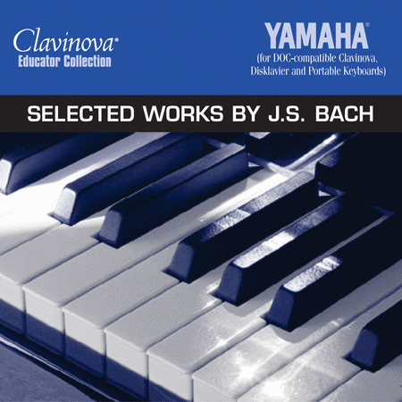 Selected Works By J.S. Bach