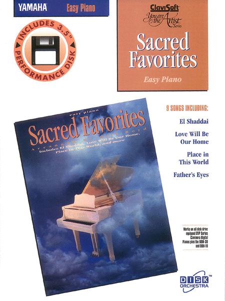 Sacred Favorites - Easy Piano