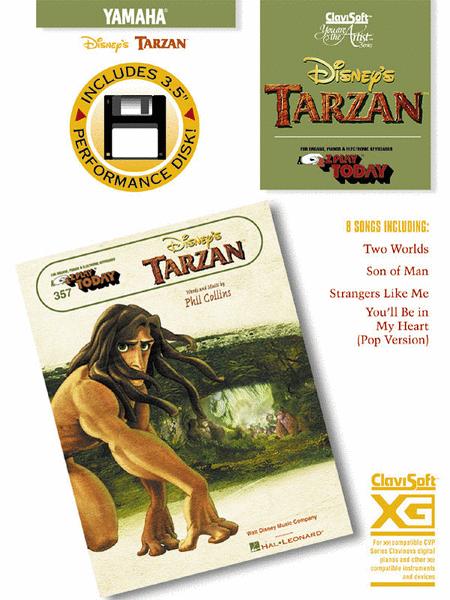 Disney's Tarzan - E-Z Play Today