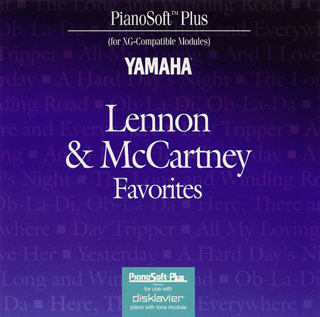 Lennon & McCartney Favorites