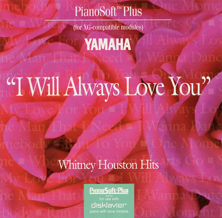 Whitney Houston Hits - I Will Always Love You