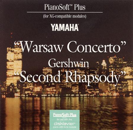 George Gershwin - Warsaw Concerto/ Second Rhapsody