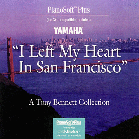 Tony Bennett Collection - I Left My Heart in San Francisco