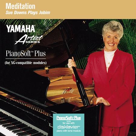 Meditation - Sue Downs Plays Jobim