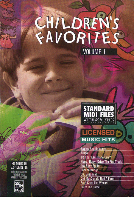 Children's Favorites - Volume 1