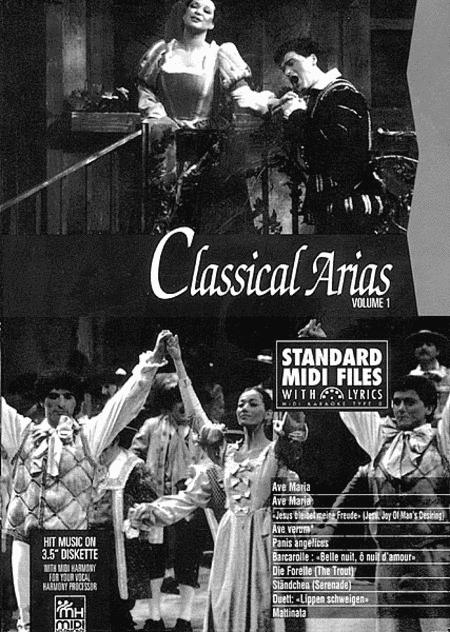 Classical Arias - Volume 1