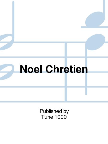 Noel Chretien