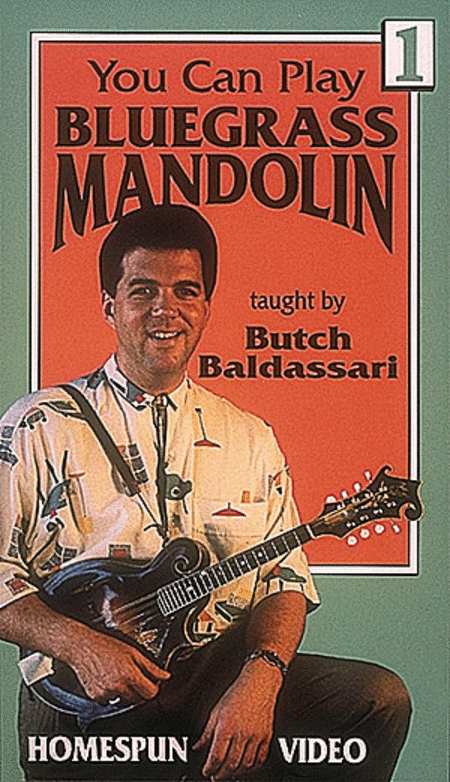 You Can Play Bluegrass Mandolin - Video One