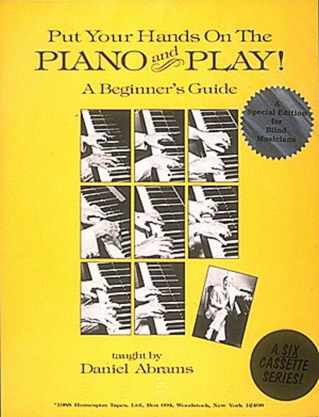 Put Your Hands On The Piano And Play! - Special Edition For The Blind