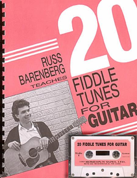 Twenty Fiddle Tunes For Guitar 20 Cassette