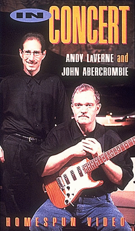 Andy LaVerne and John Abercrombie in Concert
