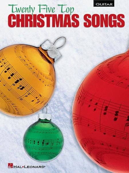 25 Top Christmas Songs (Guitar)