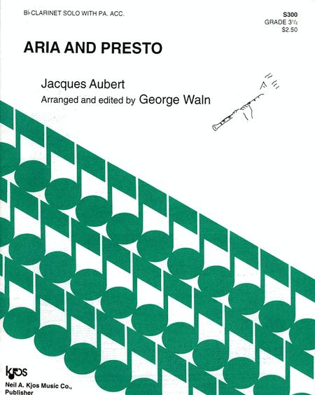 Aria and Presto