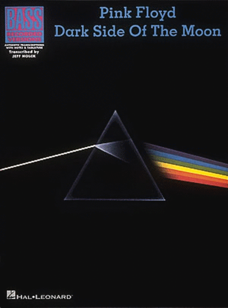Dark Side Of The Moon - Bass