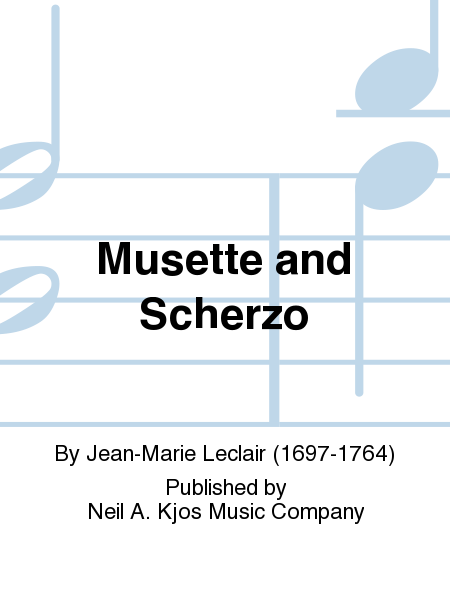 Musette and Scherzo