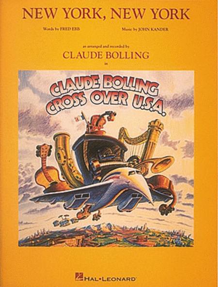 Claude Bolling - New York, New York