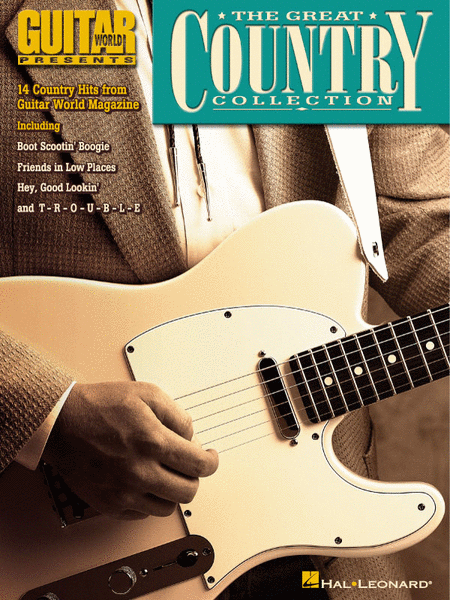 Guitar World Presents The Great Country Collection