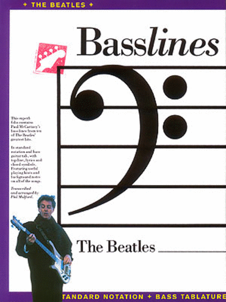 The Beatles - Basslines